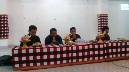 Musdes Pencermatan RPJMDesa Tahun 2019 Desa Banyuseri